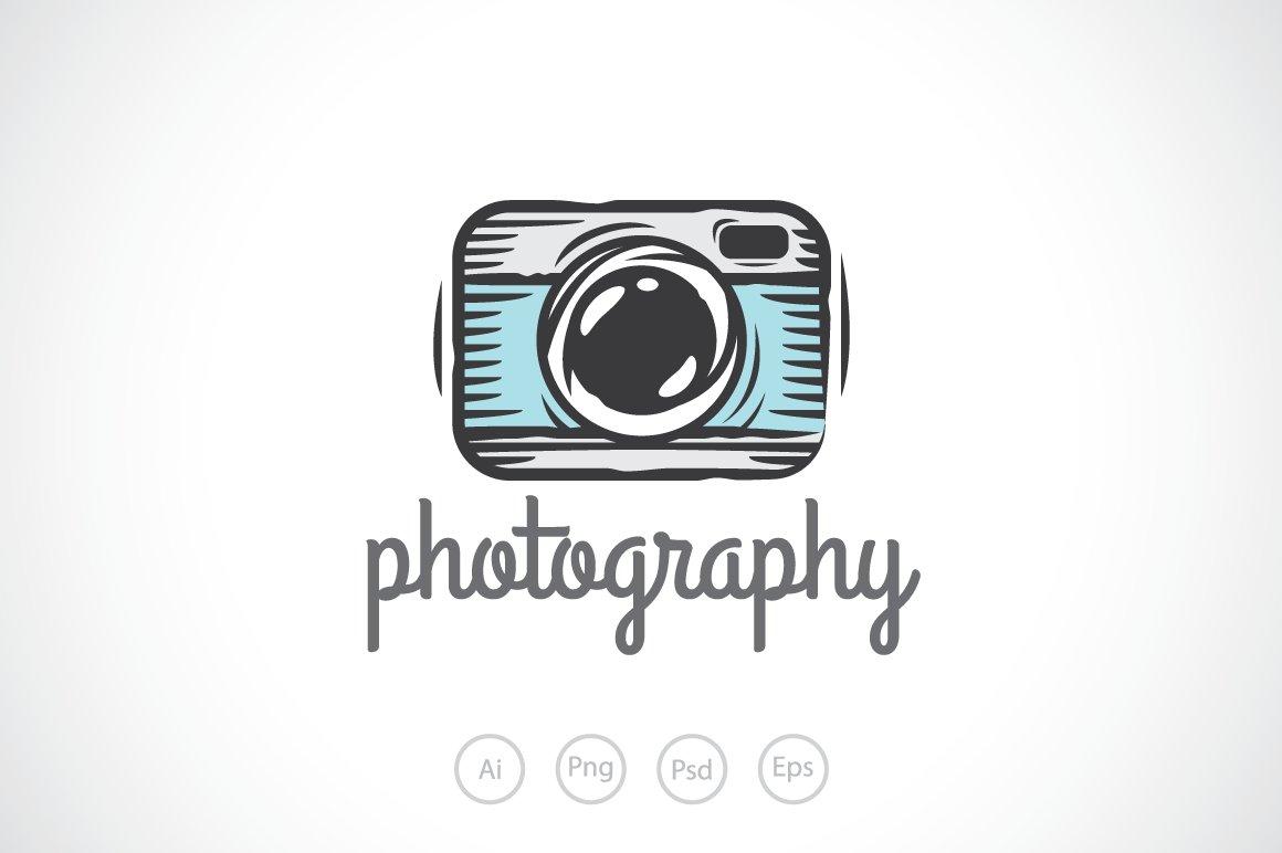 Graphic Design Camera Logo Png.
