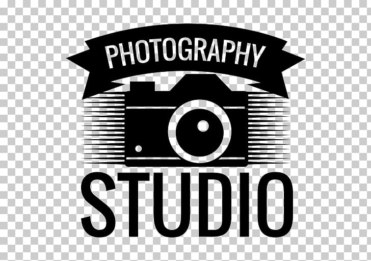 Photographic studio Photography Logo, design PNG clipart.