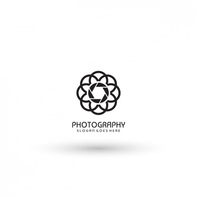 Abstract Photography Logo Template.
