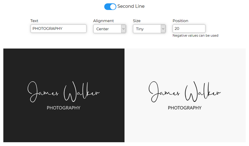 Create Free Photo Signatures with My Photo Sign.