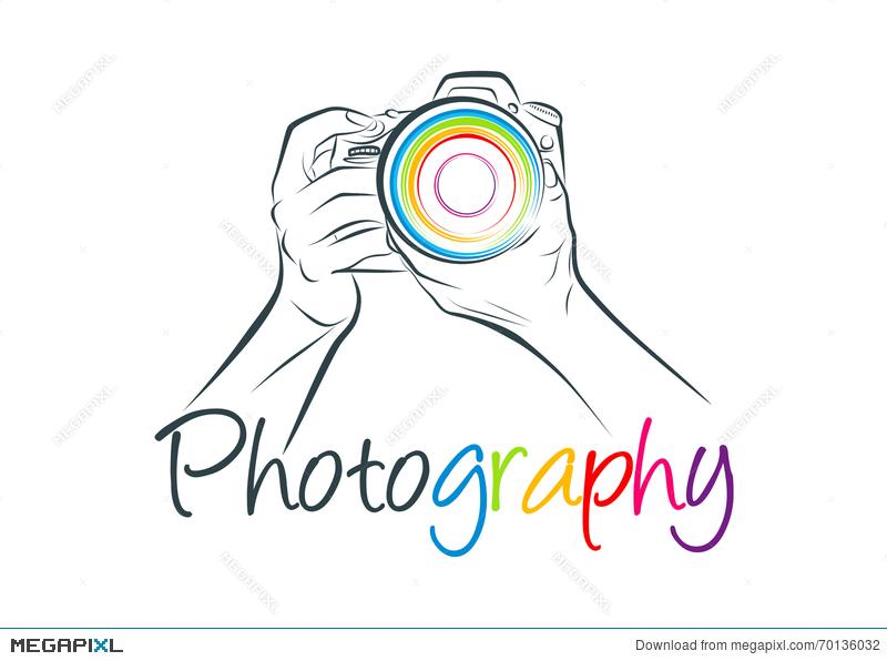 Photography Clipart Logo.