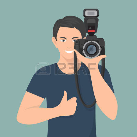 33,471 Photographer Stock Vector Illustration And Royalty Free.