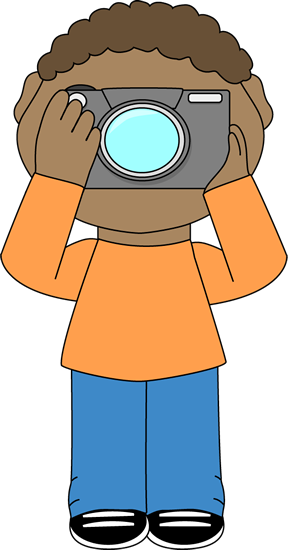 Photographer Clipart.
