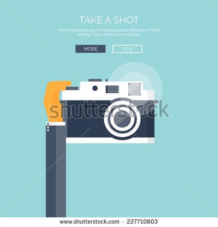 Photoshooting Stock Vectors & Vector Clip Art.