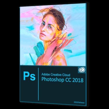 Adobe Photoshop CC 2018 v19.1.4.56638 (x86/x64) Multilingual.