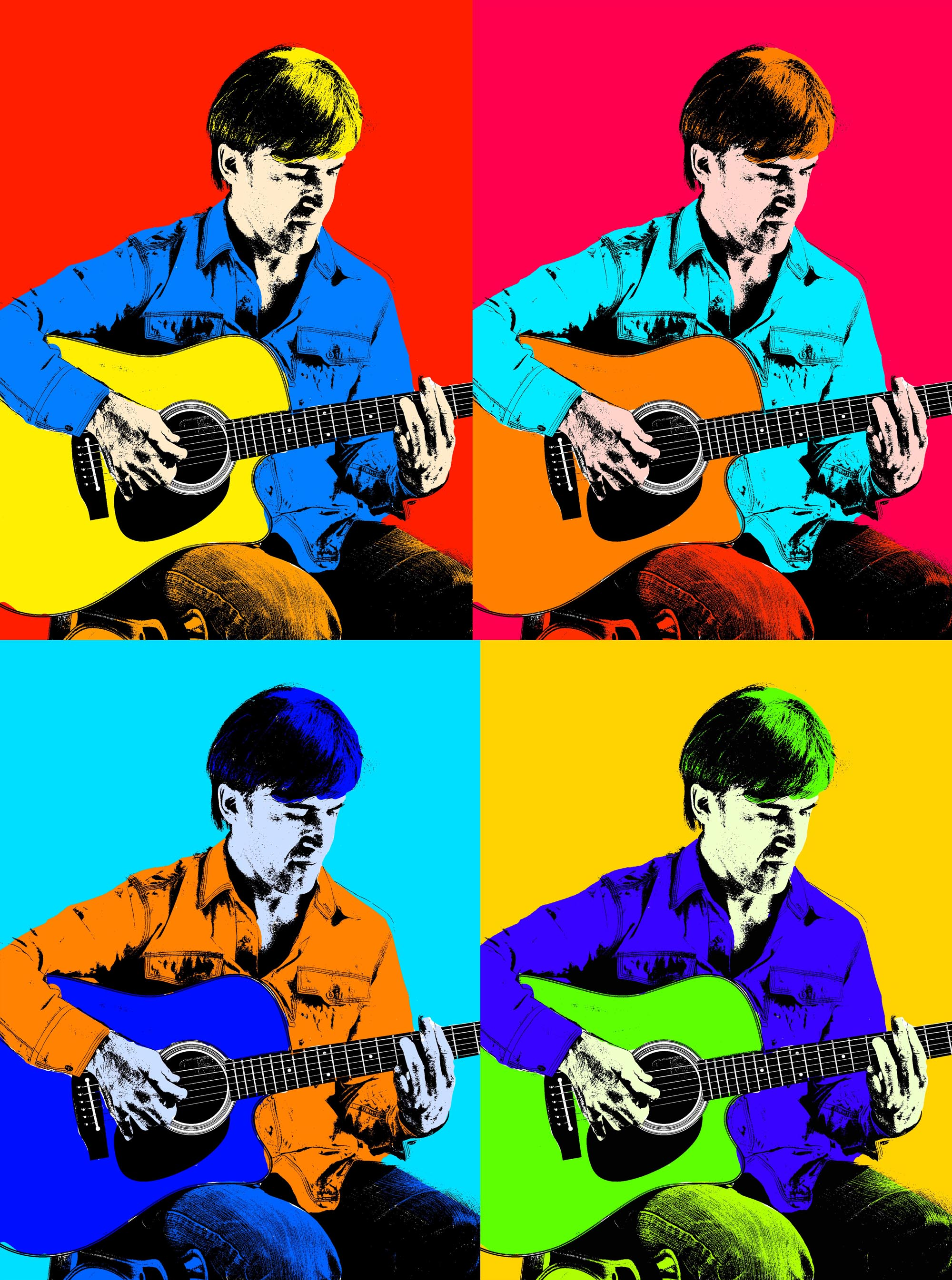 Learn how to create an Andy Warhol inspired picture in Photoshop.