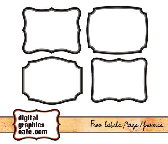 Free Digital Photoshop Elements Templates.