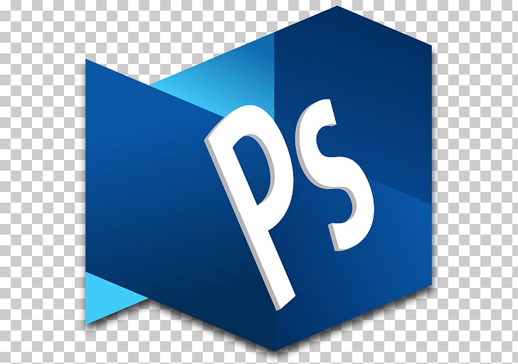 Blue text brand trademark, Photoshop Extended 1 PNG clipart.