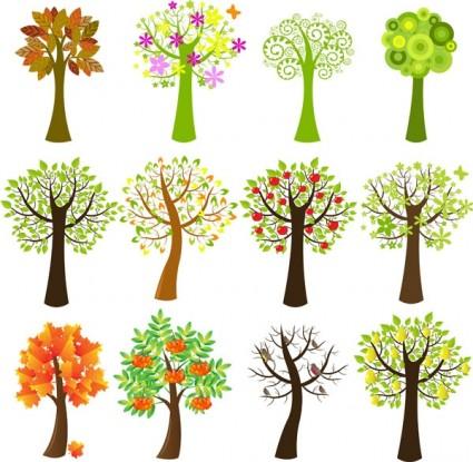 free photoshop tree brushes.