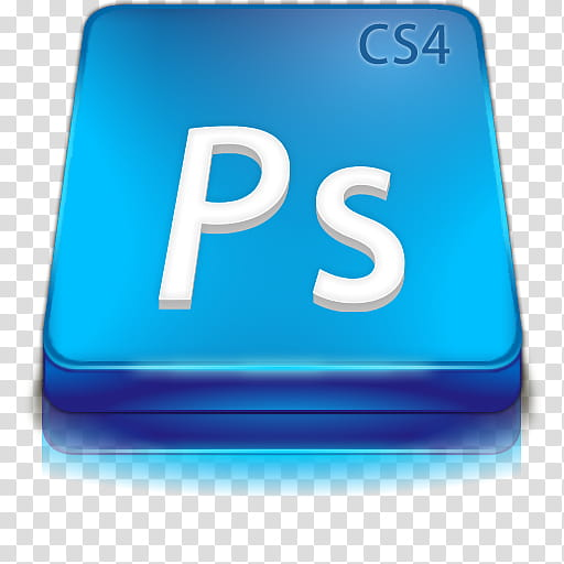 Adobe shop CS, PS logo transparent background PNG clipart.