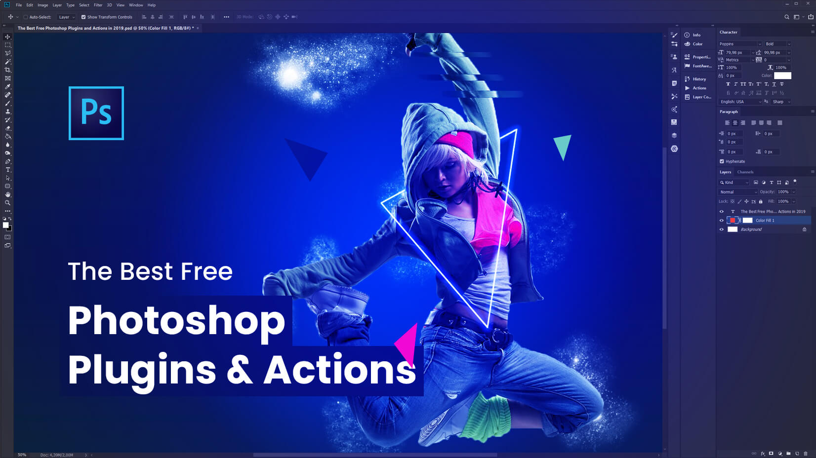The Best Free Photoshop Plugins & Actions to Get Now.