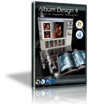 DoWn: Album Design 4.0 plugin for Photoshop.