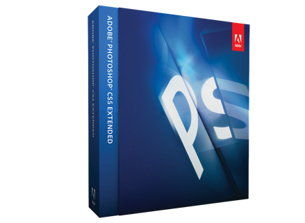 Adobe Photoshop CS5.