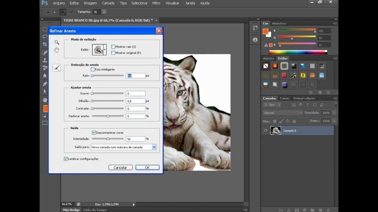 Como fazer png pelo photoshop cs6.