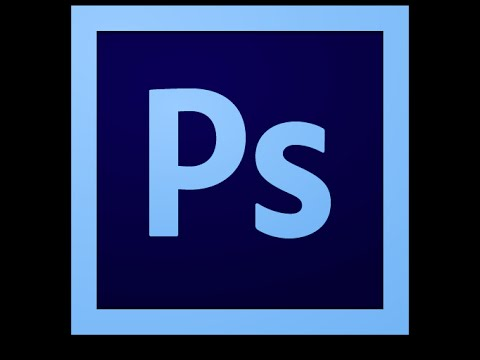 Adobe Photoshop CS6.