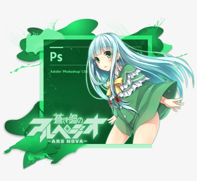 Splash Background Anime Iona.