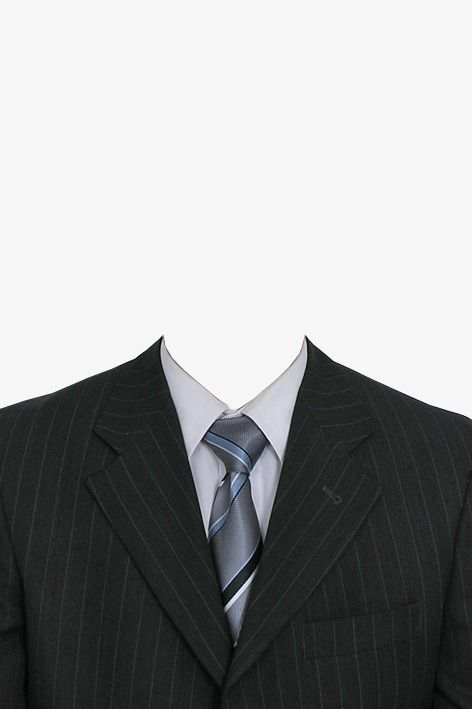 Black Suit, Clothes, Suit, Men\'s PNG Transparent Image and.