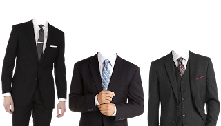 ALL PSD FOR PHOTOSHOP : PSD SUITS FOR MEN Guys sharing is.