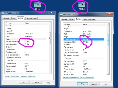 Save Image to 300 Dpi in Photoshop Easy Steps, Works!.