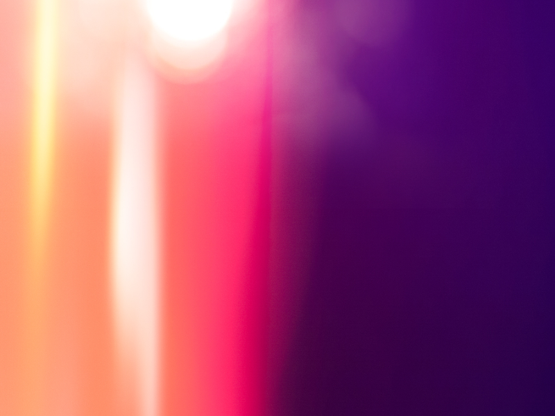Free Light Leak Photoshop Overlay (Bokeh.