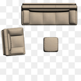 Top View Furniture Sofa Png & Free Top View Furniture Sofa.