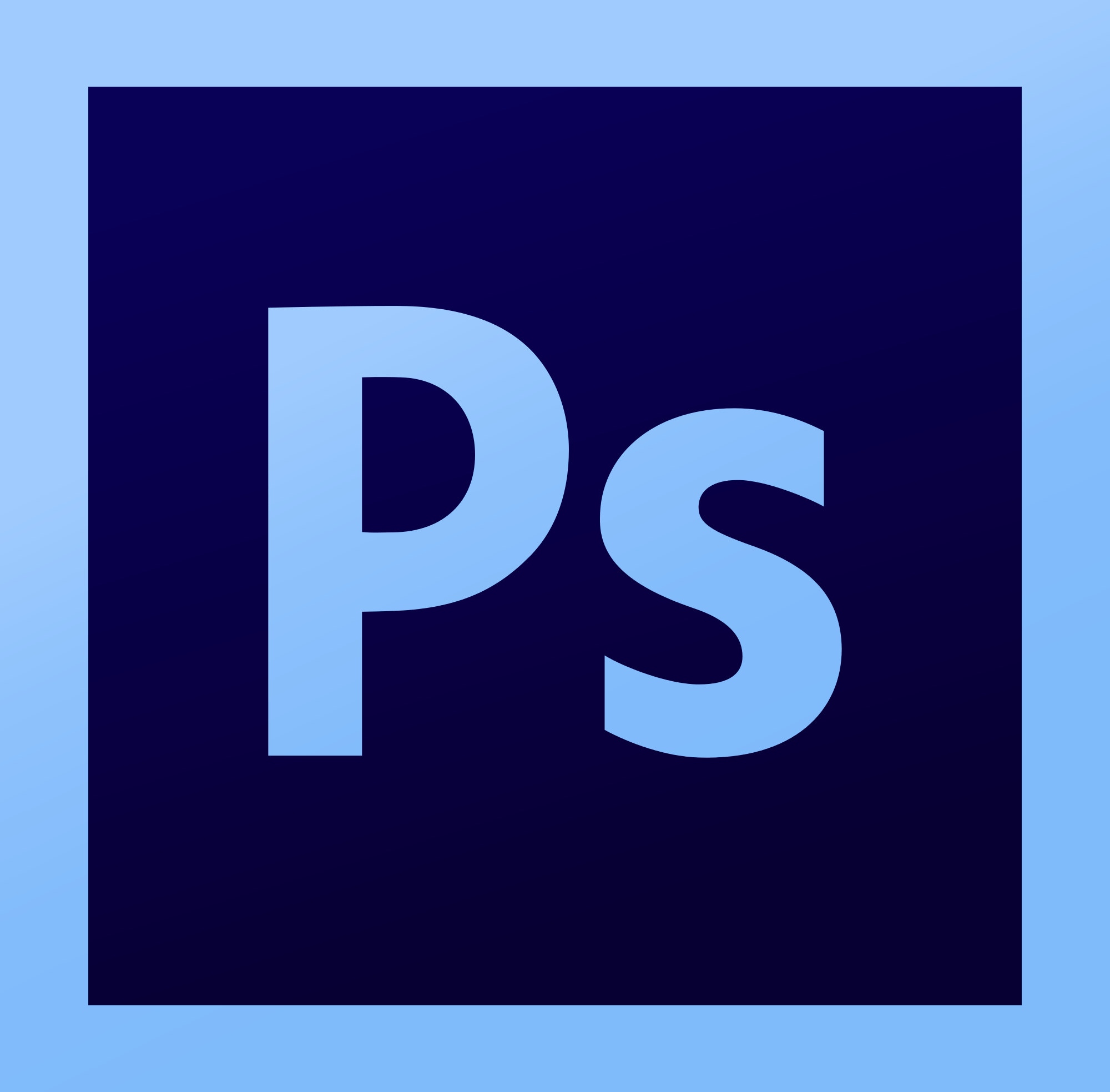 Photoshop Logo transparent PNG.
