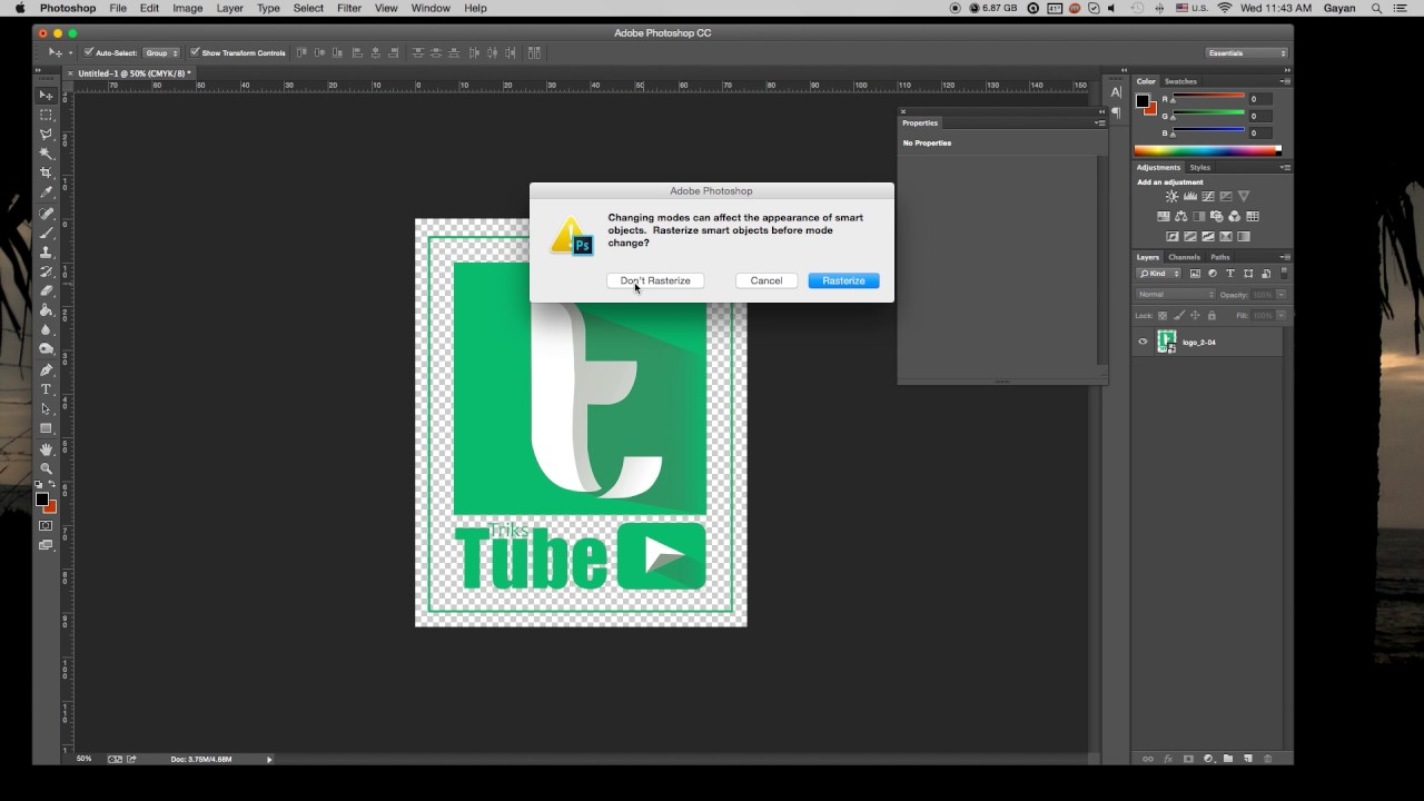 Photoshop file can\'t save png file format.