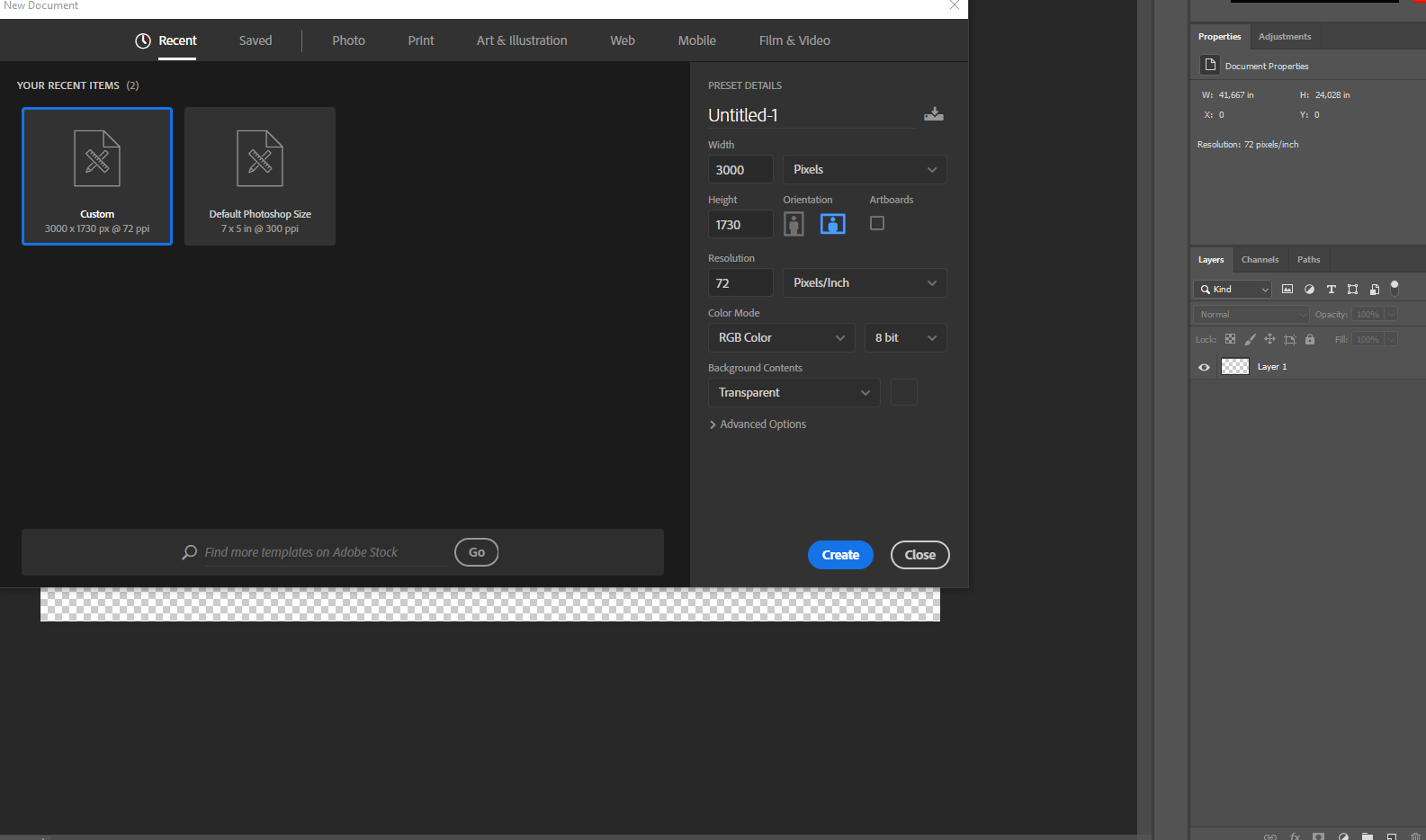 photoshop cc 2019 saving image without background as png.