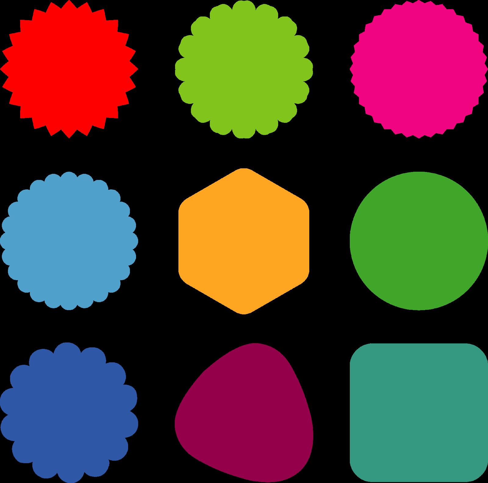 download icons color shapes svg eps png psd ai vectors.