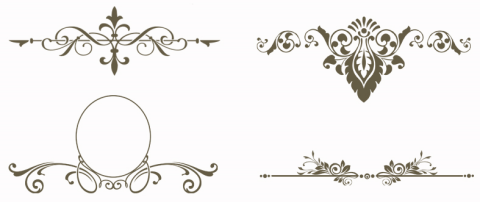 Photoshop Shapes Png Vector, Clipart, PSD.