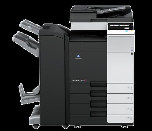 Color Print Photocopier Machine For Konica Minolta.