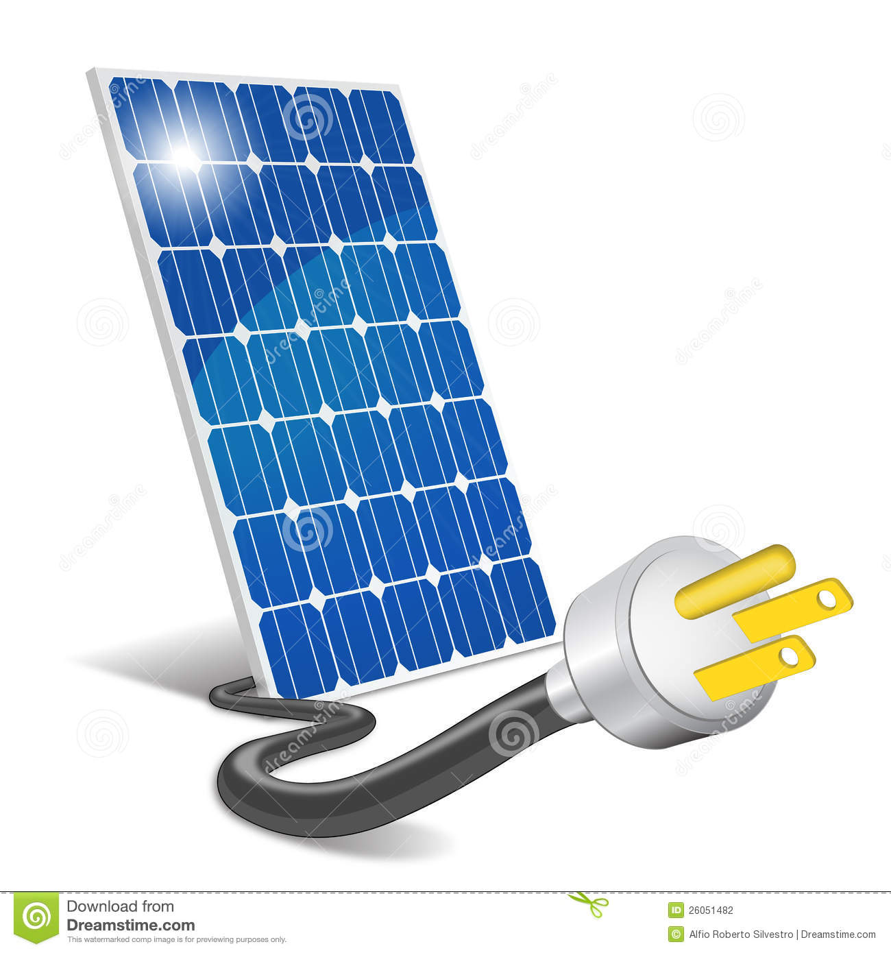 Photovoltaic Cell Material.