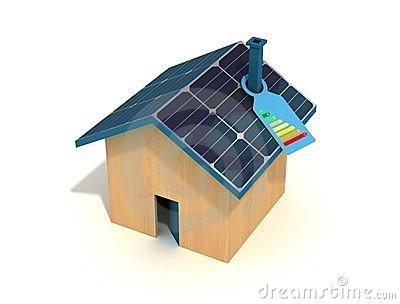 Photovoltaic Stock Illustrations.