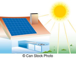 Photovoltaics solar panels Illustrations and Clip Art. 115.