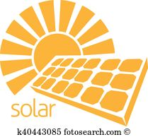Photovoltaics Clip Art Vector Graphics. 31 photovoltaics EPS.