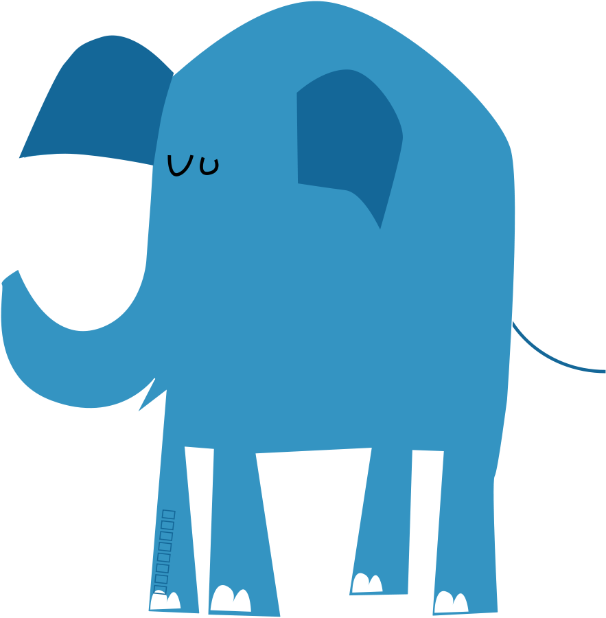 Elephant Graphic.