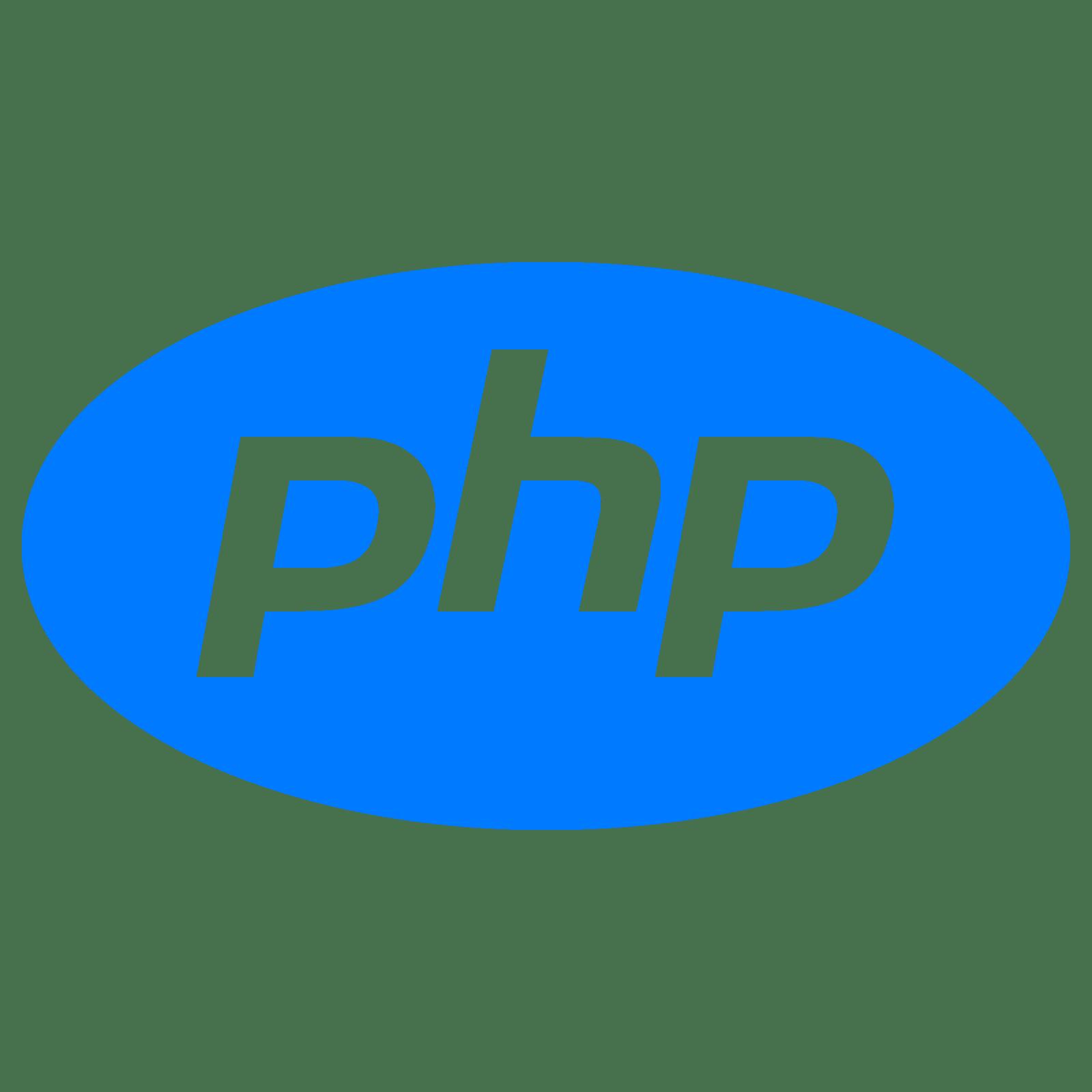PHP Logo PNG Transparent Images Free Download Clip Art.