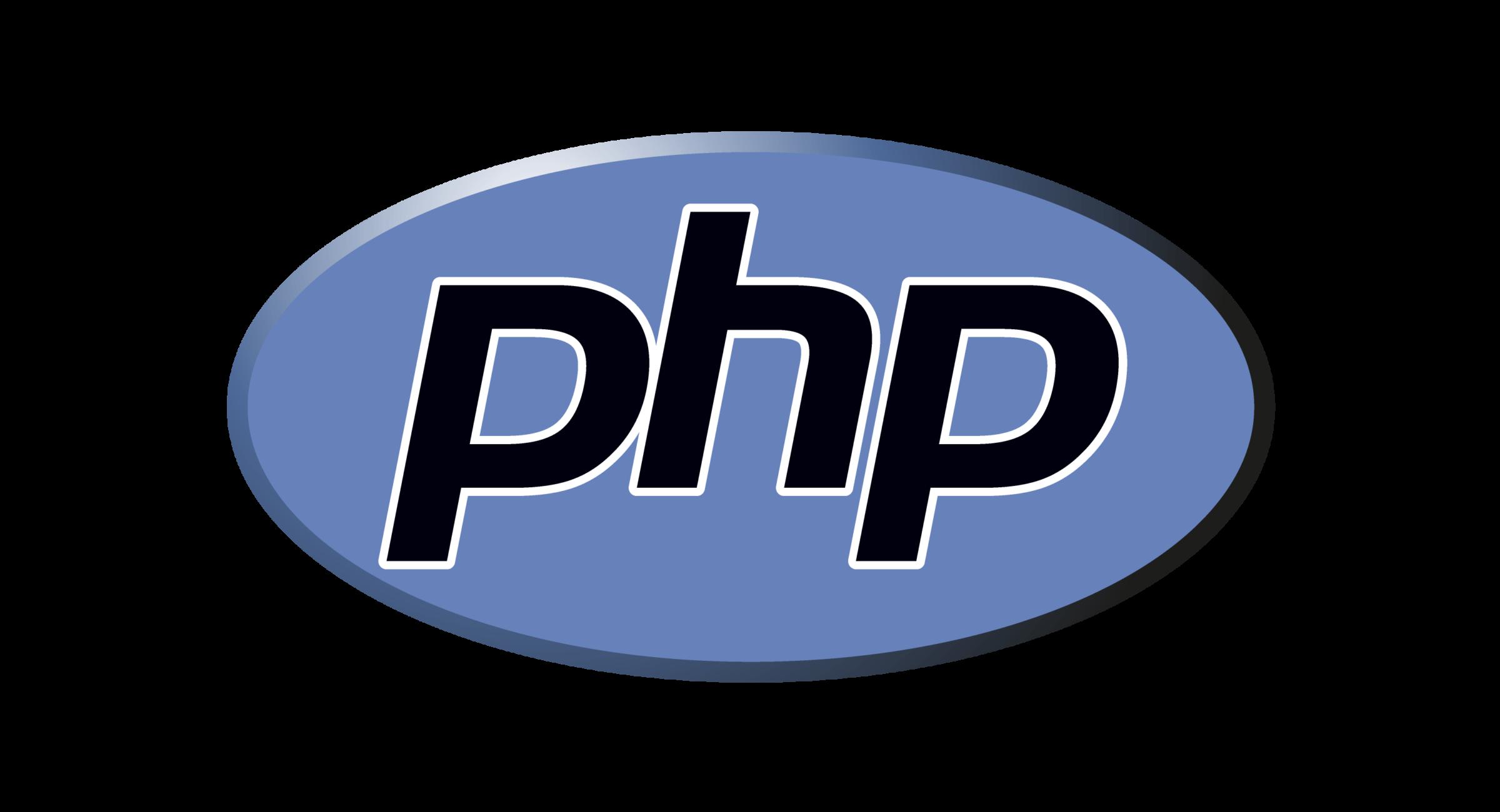 PHP Web development JavaScript Logo C#.