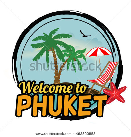 Phuket Beach Stock Vectors, Images & Vector Art.