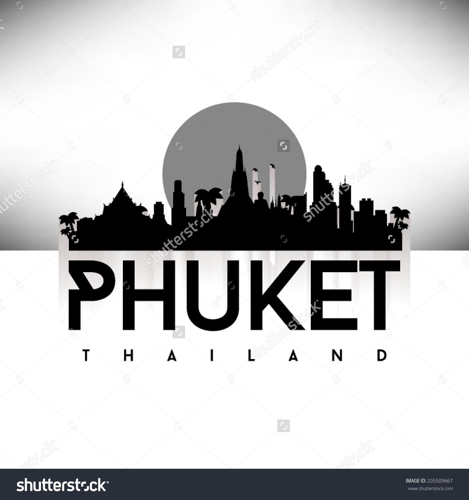 Phuket clipart.