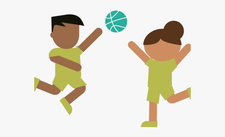 Sports Activities Clipart Physical Education.