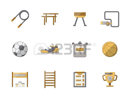 Physical Culture Stock Vector Illustration And Royalty Free.