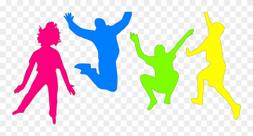 Physical Activity And Motor Skill Development Clipart.