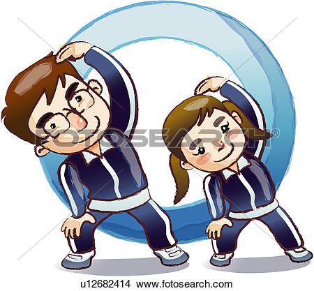 Physical education class Illustrations and Stock Art. 59 physical.
