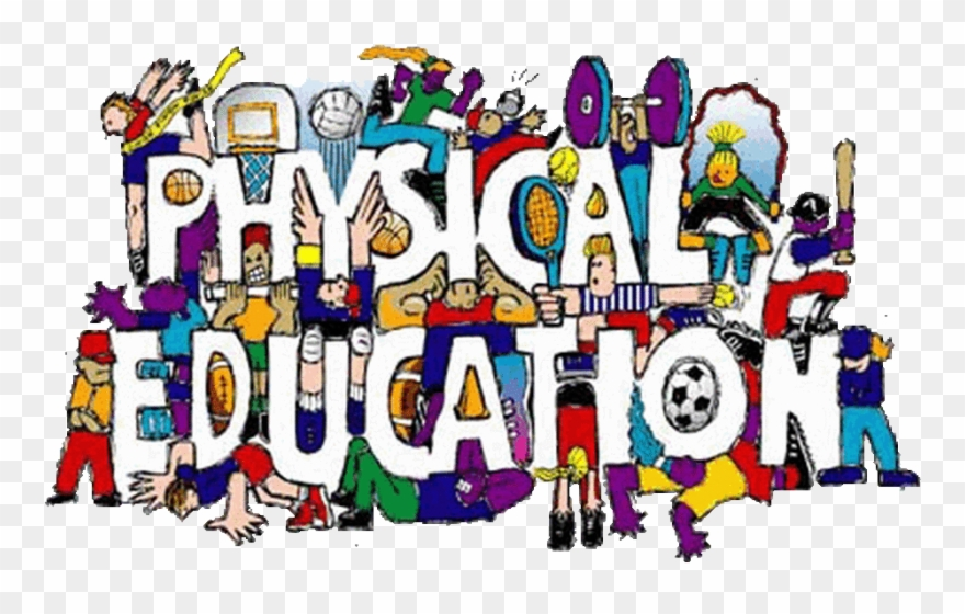 Fitness Clipart Physical Education.