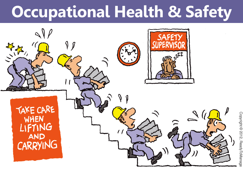 Showing post & media for Environmental safety funny cartoon.