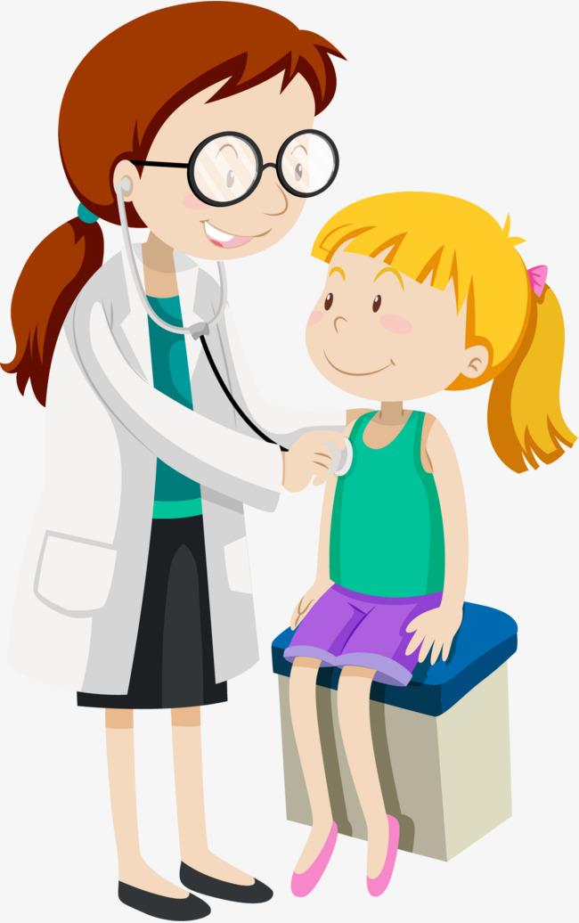 Medical Examination Clipart.