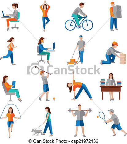 Physical activity Illustrations and Clip Art. 8,009 Physical.