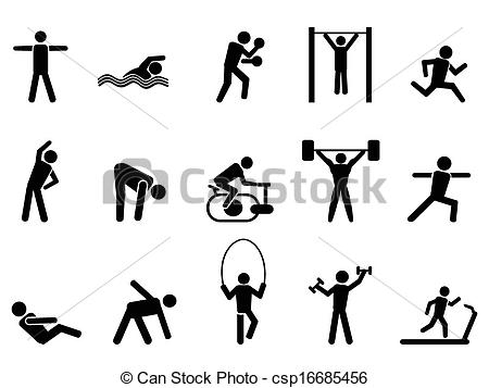 Physical fitness Illustrations and Clip Art. 12,879 Physical.