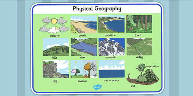 Geography clipart geographical feature, Geography.
